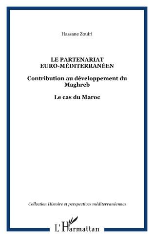 Couverture Le partenariat euro-méditerranéen
