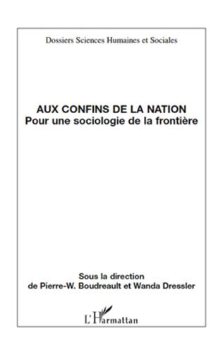Couverture Aux confins de la nation