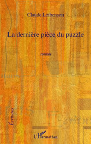 Couverture La dernière pièce du puzzle