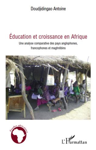Couverture Education et croissance en Afrique