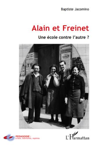 Couverture Alain et Freinet