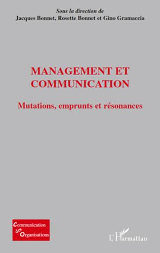 Couverture Management et communication