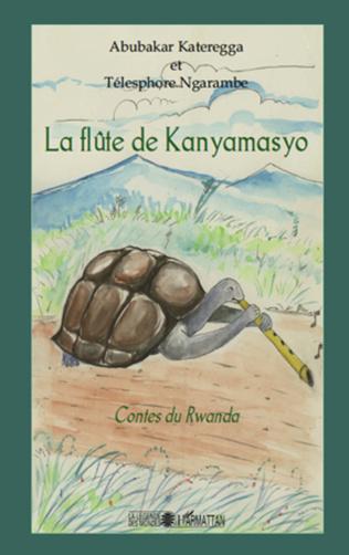 Couverture La flûte de Kanyamasyo