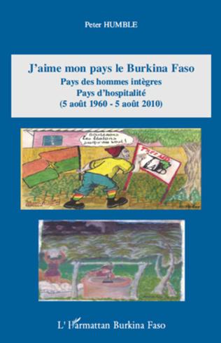Couverture J'aime mon pays le Burkina Faso