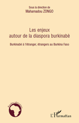 Couverture Les enjeux autour de la diaspora burkinabè