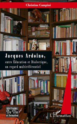 Couverture Jacques Ardoino