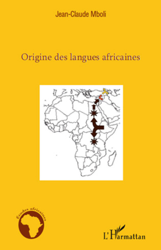 Couverture Origine des langues africaines