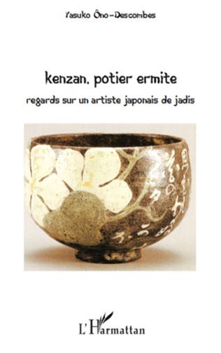 Couverture Kenzan, potier ermite