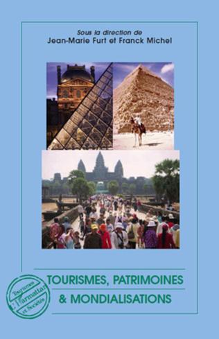 Couverture Tourismes, patrimoines et mondialisations