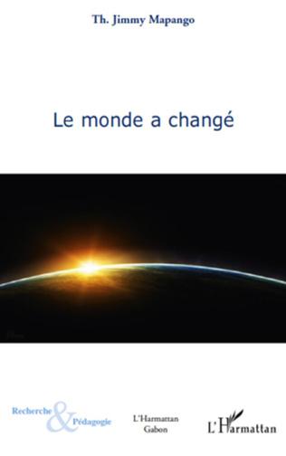 Couverture Le monde a changé