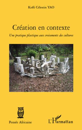 Couverture Création en contexte