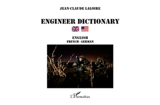 Couverture Engineer dictionary