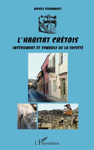 Couverture L'habitat crétois
