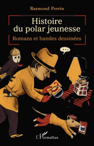 Couverture Histoire du polar jeunesse
