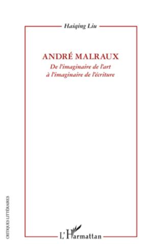 Couverture André Malraux