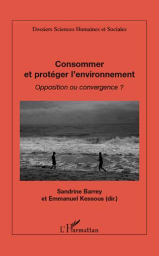 Couverture Consommer et protéger l'environnement