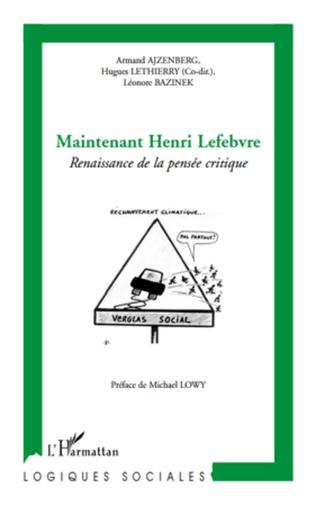 Couverture Maintenant Henri Lefebvre