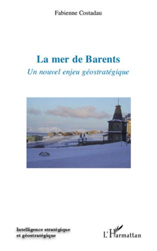 Couverture La mer de Barents