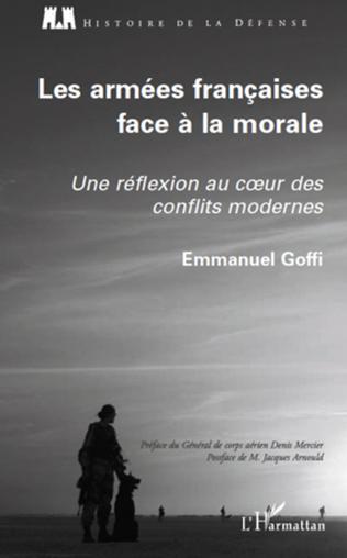 Couverture Les armées françaises face à la morale
