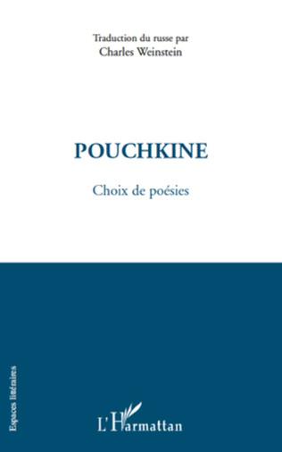 Couverture Pouchkine