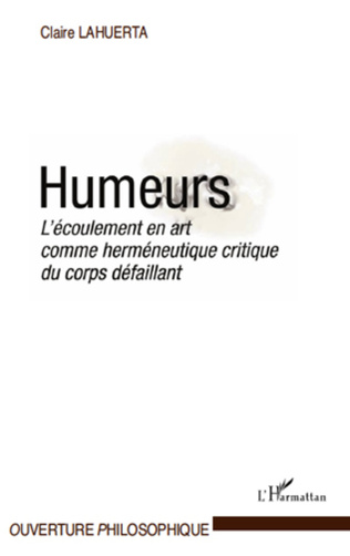 Couverture Humeurs