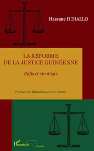 Couverture La réforme de la justice guinéenne