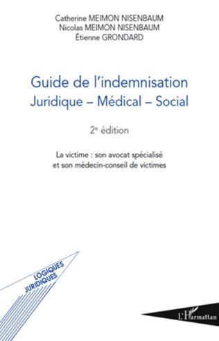 Couverture Guide de l'indemnisation