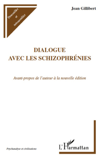 Couverture Dialogue avec les schizophrénies