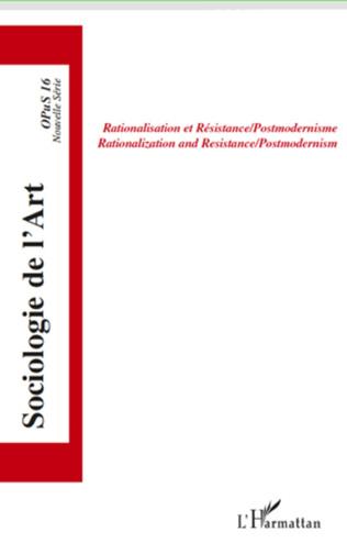 Couverture Rationalisation et Résistance/ Postmodernisme
