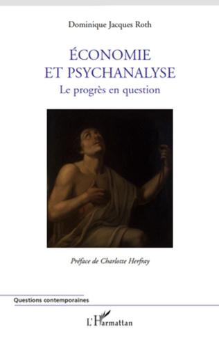 Couverture Economie et psychanalyse