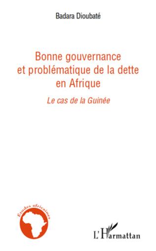 Couverture Bonne gouvernance et problématique de la dette en Afrique