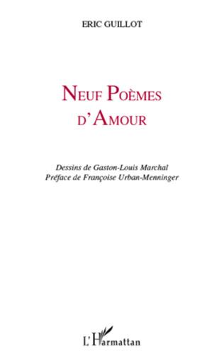 Couverture Neuf Poèmes d'Amour
