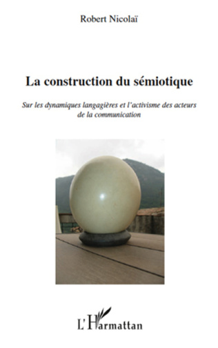 Couverture La construction du sémiotique