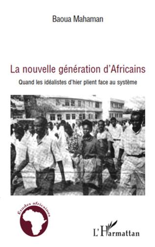 Couverture La nouvelle génération d'Africains