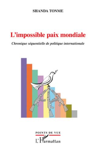 Couverture L'impossible paix mondiale