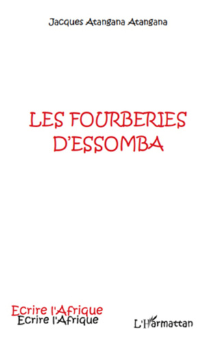 Couverture FOURBERIES D'ESSOMBA