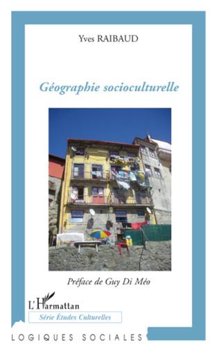 Couverture GEOGRAPHIE SOCIOCULTURELLE