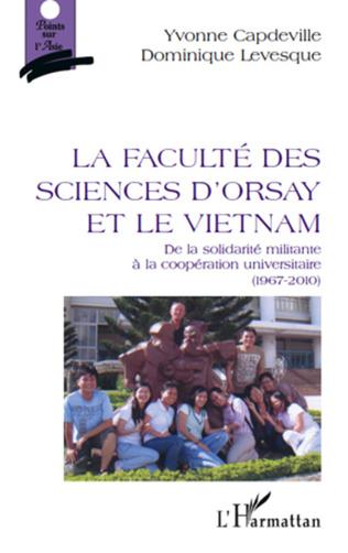 Couverture Faculté des sciences d'Orsay et le Vietnam