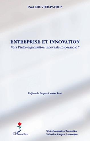 Couverture Entreprise et innovation