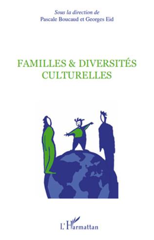 Couverture Familles et diversités culturelles