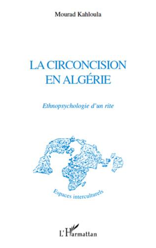 Couverture La circoncision en Algérie