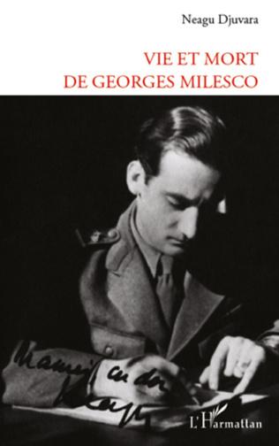 Couverture VIE ET MORT DE GEORGES MILESCO