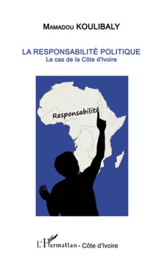 Couverture La responsabilité politique
