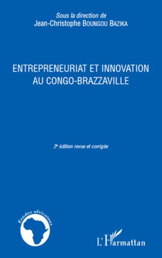 Couverture ENTREPRENEURIAT ET INNOVATION AU CONGO BRAZZAVILLE