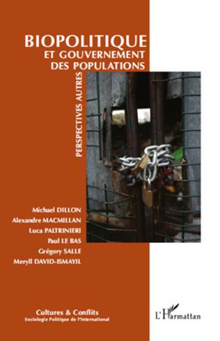 Couverture Biopolitique et gouvernement des populations