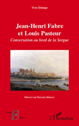 Couverture Jean-Henri Fabre et Louis Pasteur