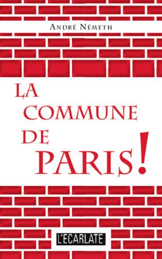 Couverture La Commune de Paris