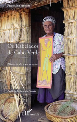 Couverture Os Rabelados de Cabo Verde