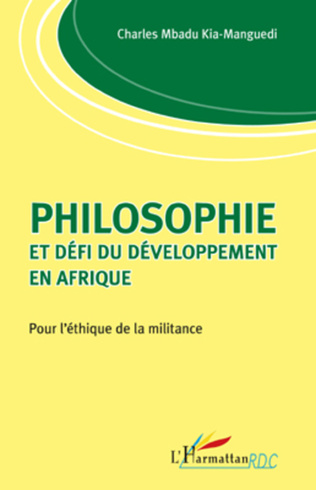 Couverture Philosophie et défi du développement en Afrique