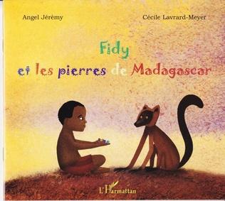 Couverture Fidy et les pierres de Madagascar